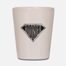 SuperHoosier(metal) Shot Glass
