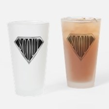 SuperScout(Metal) Drinking Glass