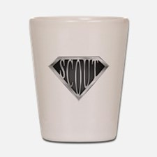 SuperScout(Metal) Shot Glass