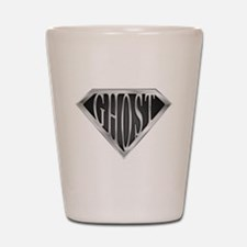 SuperGhost(metal) Shot Glass