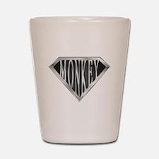 SuperMonkey(metal) Shot Glass