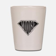 SuperMoose(metal) Shot Glass