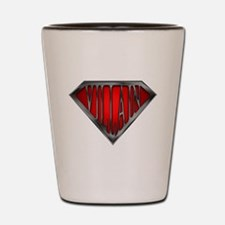 Super Villain Shot Glass