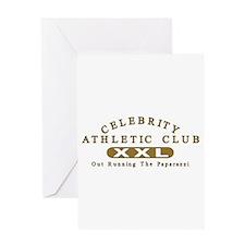 Celebrity Club Greeting Card