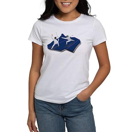 The Art of Fencing Women's T-Shirt