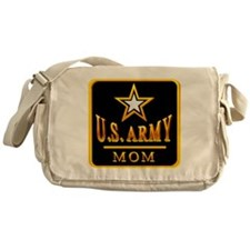 Army Mom Messenger Bag