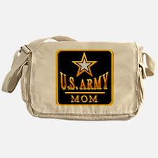 Army Mom Messenger Bag