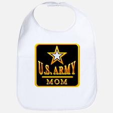 Army Mom Bib
