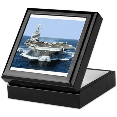 USS George Washington Keepsake Box