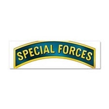Special Forces Car Magnet 10 x 3
