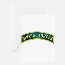 Special Forces Greeting Card