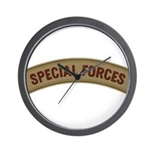 Special Forces(Desert) Wall Clock