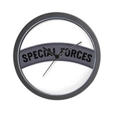 Special Forces(ACU) Wall Clock