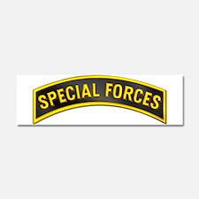 Special Forces(Black) Car Magnet 10 x 3