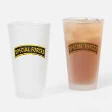 Special Forces(Black) Drinking Glass