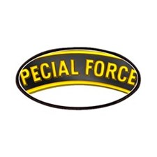 Special Forces(Black) Patches