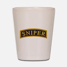Sniper Tab Shot Glass