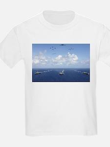 Valiant Shield Kids T-Shirt