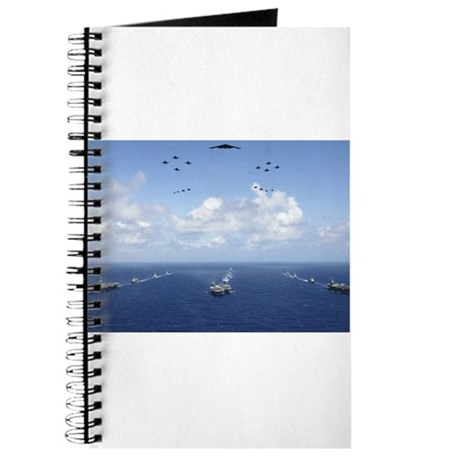 Valiant Shield Journal