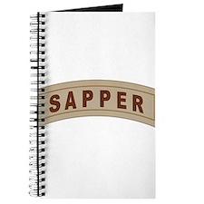 Sapper Tab Journal