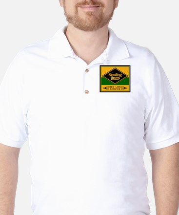 Reading Bee Lines Golf Shirt