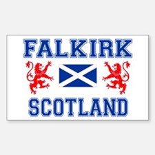 Falkirk Rectangle Decal