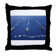 Joint Force Throw Pillow