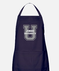 Jindo UNIVERSITY Apron (dark)