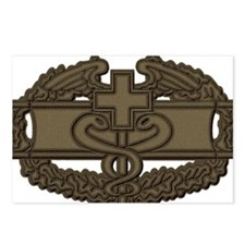 Combat Medic OD Postcards (Package of 8)
