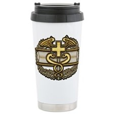 Combat Medic(gold) Travel Coffee Mug