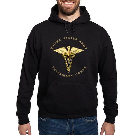Army Veterinary Hoodie (dark)