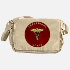 Veterinary Corps Messenger Bag