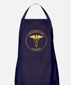Veterinary Corps Apron (dark)