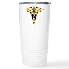 U.S. Army Nurse Travel Coffee Mug