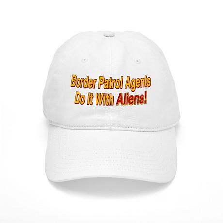 Border Patrol Agents - Cap