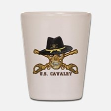 Forever Cavalry Shot Glass