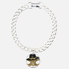Forever Cavalry Charm Bracelet, One Charm