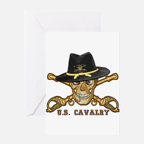 Forever Cavalry Greeting Card