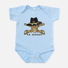 Forever Cavalry Infant Bodysuit