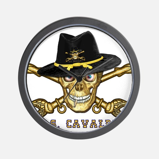 Forever Cavalry Wall Clock