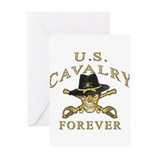 Cavalry Forever Greeting Card