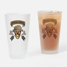 SF Mess With the Best Drinking Glass