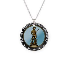 Army National Guard Necklace