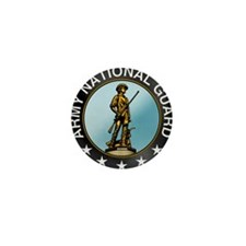 Army National Guard Mini Button (10 pack)