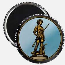 """Army National Guard 2.25"""" Magnet (100 pack)"""