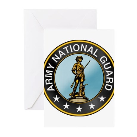 Army National Guard Greeting Cards (Pk of 10)