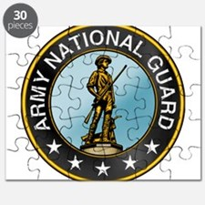 ARMY GUARD Puzzle