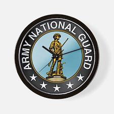 ARMY GUARD Wall Clock