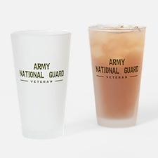 Guard Veteran Drinking Glass