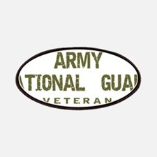 Guard Veteran Patches